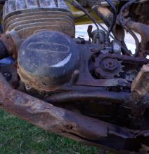 1973 Suzuki TM250K